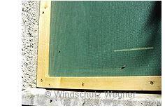 fotos und beispiele windschutznetze im einsatz. Black Bedroom Furniture Sets. Home Design Ideas