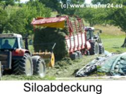 Silofolien, Siloschutzgotter und alles um Siloabdeckung für Landwirte