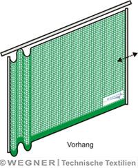 windschutzsysteme f r tore und durchfahrten. Black Bedroom Furniture Sets. Home Design Ideas
